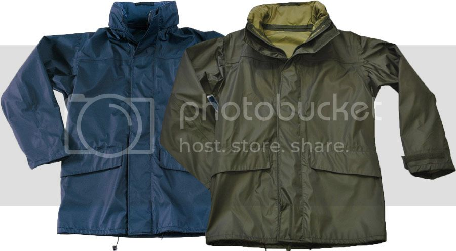 Blue Castle Tempest Waterproof &amp; Windproof Breathable Men's Jacket / Coat - NEW